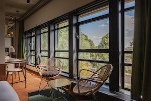 Hotel V Fizeaustraat Comfort Room 3