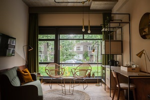 Hotel V Fizeaustraat Premium Room 1