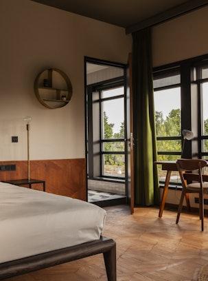Hotel V Fizeaustraat Suite 1