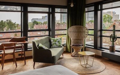 Hotel V Fizeaustraat Suite 2