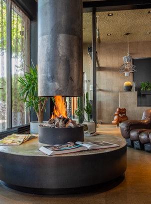 Hotel V Frederiksplein Details 14