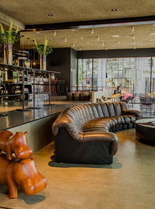 HOTEL V FREDERIKSPLEIN LOBBY 5