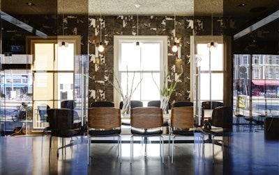 Hotel V Frederiksplein Meeting Room