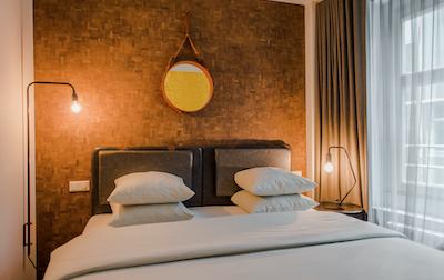 Hotel V Nesplein Room 11